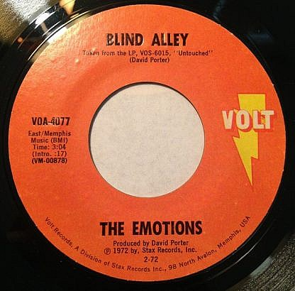 Blind Alley / My Honey And Me