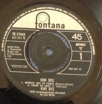 Kiki Dee Ep - Runnin' Out Of Fools / There He Goes / How Gla I Am / Baby I Don'T Care