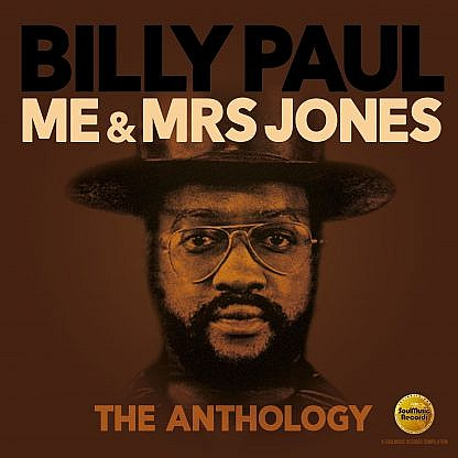 Me And Mrs Jones - Anthology (Pre-order: Due 12th April 2019)