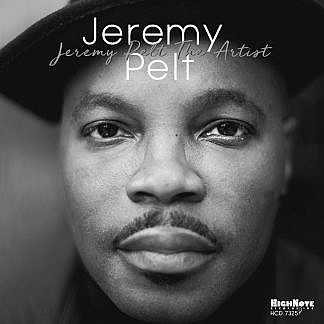 Jeremy Pelt The Artist (Pre-order: Due 8th March 2019)