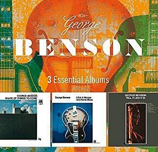 George Benson - 3 Essential Albums