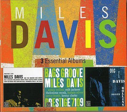 Miles Davis - 3 Essential Albums