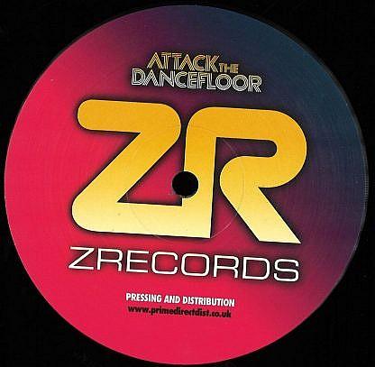 Joey Negro Attack The Dance Floor Volume 12