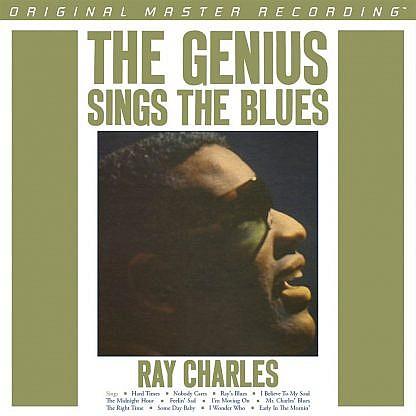 Genius Sings The Blues (Mono 180Gm)