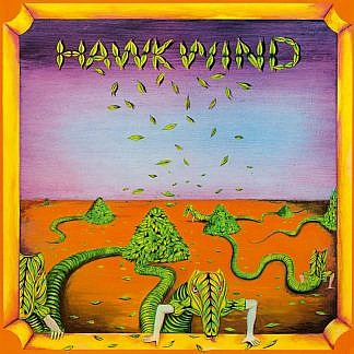 Hawkwind (180Gm) (Pre-order: Due 8th March 2019)