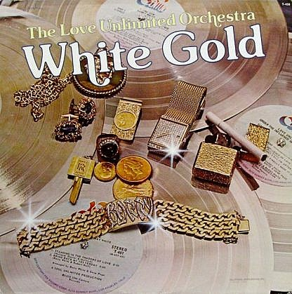 White Gold (Pre-order: Due 29th March)