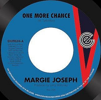 One More Chance/Nobody (Pre-order: Due 12th March 2019)