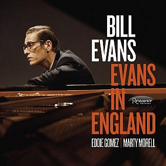 Evans In England (Pre-order: Due 19th April)