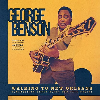 Walking To New Orleans (Pre-order: Due 26th April)