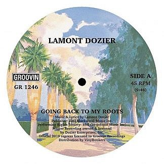 Going Back To My Roots (Orig/Danny Krivit Chant Edit)