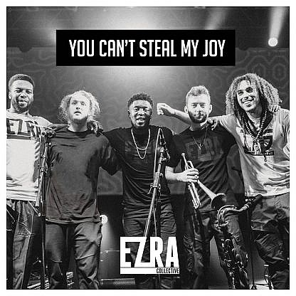 You Can'T Steal My Joy (Ltd White Vinyl) (Pre-order : Due 26th April)