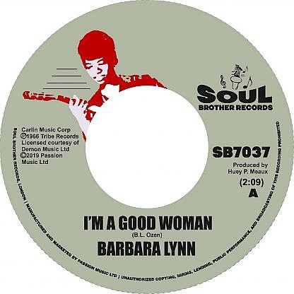 I'M A Good Woman/I Don'T Want A Playboy (Pre-order : Due 19th April)