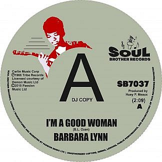 I'M A Good Woman/I Don'T Want A Playboy Numbered Ltd Ed Dj Copy (Pre-order : Due 19th April)