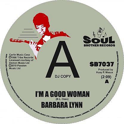 I'M A Good Woman/I Don'T Want A Playboy Numbered Ltd Ed Dj Copy (Pre-order : Due 19th April)
