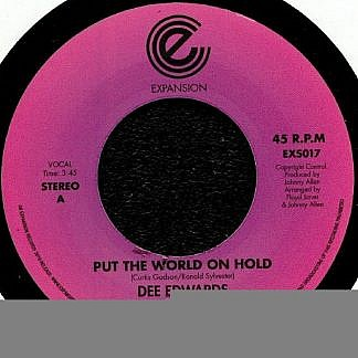 Put The World On Hold/Put Your Love On The Line