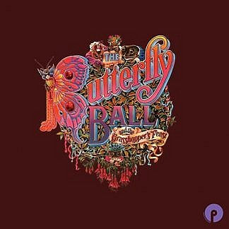 The Butterfly Ball And The Grasshopper'S Feast: Limited Edition Purple Vinyl Double Lp
