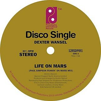 Life On Mars (Paul Simpson Funkin' On Mars Remix)
