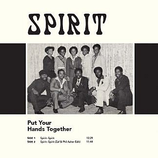 Spirit – Original Mix / Zaf & Phil Asher Edit