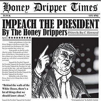 Impeach The President / The Monkey That Became President