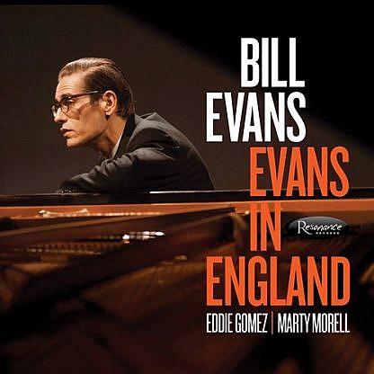 Evans In England