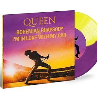 'Bohemian Rhapsody / I'M In Love With My Car'