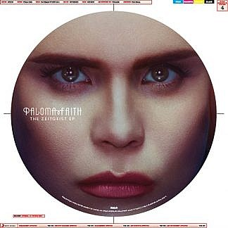 The Zeitgeist Ep (Pic Disc)