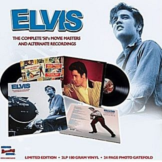 The Complete '50S Movie Masters & Alternate Recordings (2Lp 180 Gram Vinyl 24 Page Gatefold)