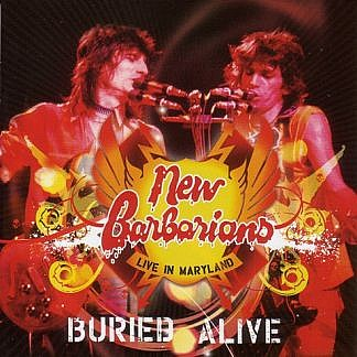 Buried Alive: Live In Maryland (Black, Yellow And Red Vinyl)