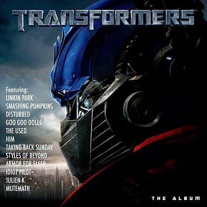 Transformers: The Album Ost