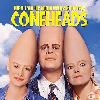 Coneheads Ost