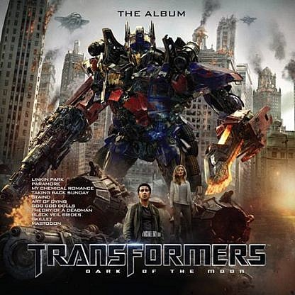 Transformers: Dark Of The Moon Ost