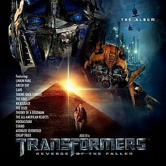 Transformers: Revenge Of The Fallen - The Album Ost