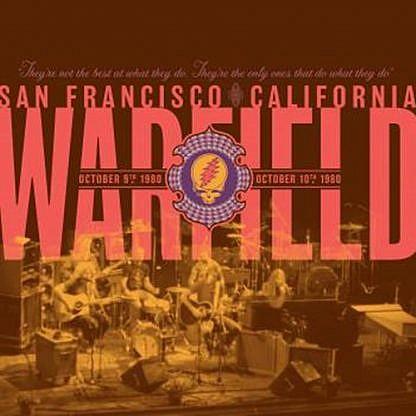 The Warfield, San Francisco, Ca 10/9/80 & 10/10/80