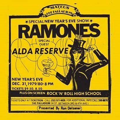 Live At The Palladium, New York, Ny (12/31/79)
