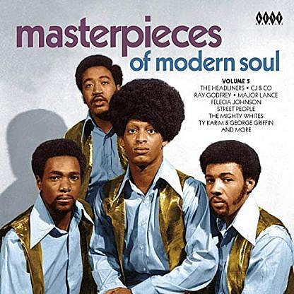 Masterpieces Of Modern Soul Vol 5 (Pre-Order: Due 31St May)