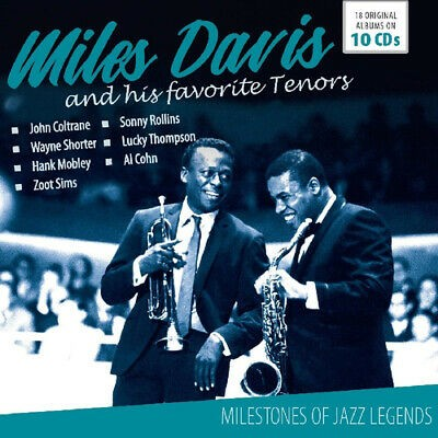 Miles Davis & His Favourite Tenors - Milestones Of Jazz Legends