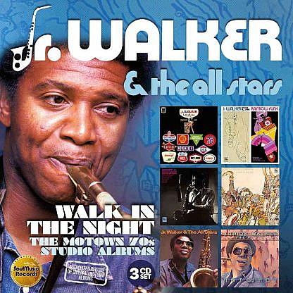 Walk In The Night: The Motown 70S Studio Albums