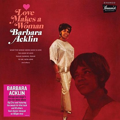 Love Makes A Woman (180Gm)