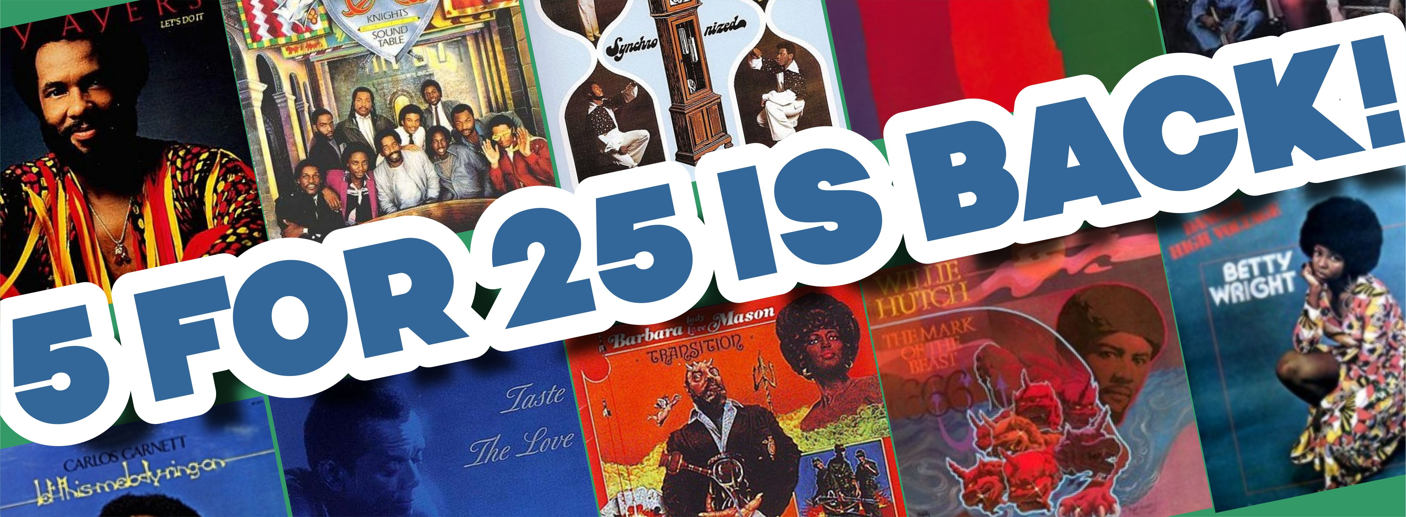 Soul Brother Records | New & used Soul, Funk & Jazz