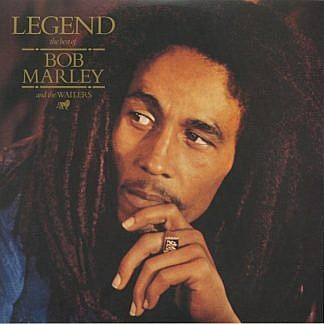 Legend - The Best Of Bob Marley 35Th Anniversary Limited Edition