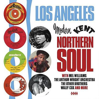 Los Angeles Modern Kent Northern Soul