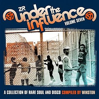 Under The Influence Vol.7 Compiled By Winston