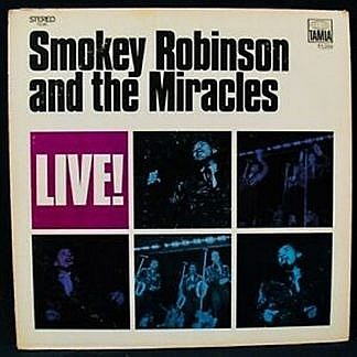 Smokey Robinson & The Miracles Live