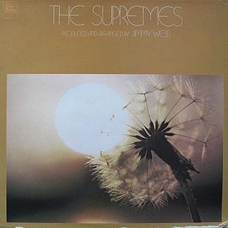 The Supremes Produce And Arranged By Jimmy Webb