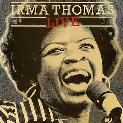 Irma Thomas Live