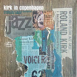 Kirk In Copenhagen