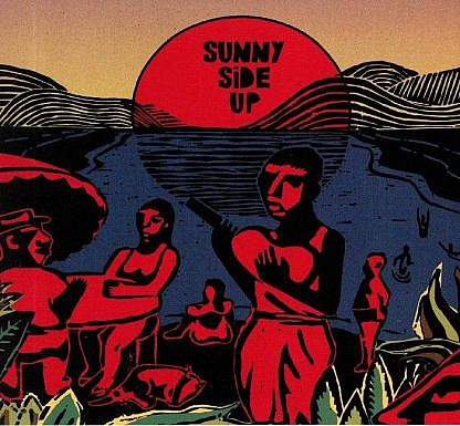 Sunny Side Up (Ltd Edition Magenta Coloured Vinyl)