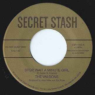Stop Wait A Minute Girl/Whatcha Gonna Do  (s4519)