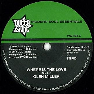 Where Is The Love/Funky Broadway