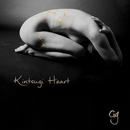 Kintsugi Heart -Signed Copy